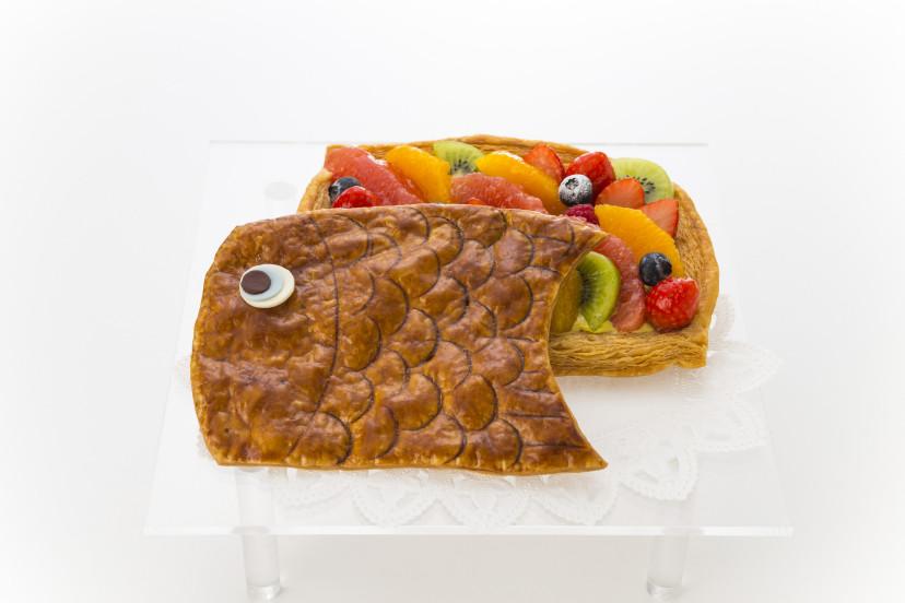 鯉のぼりパイ